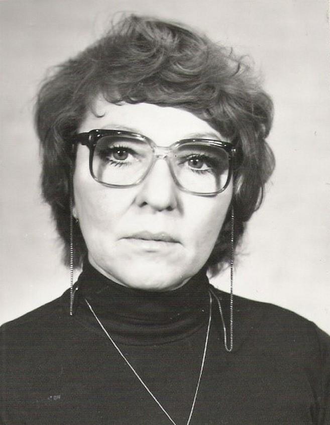Железова Ритта Ивановна